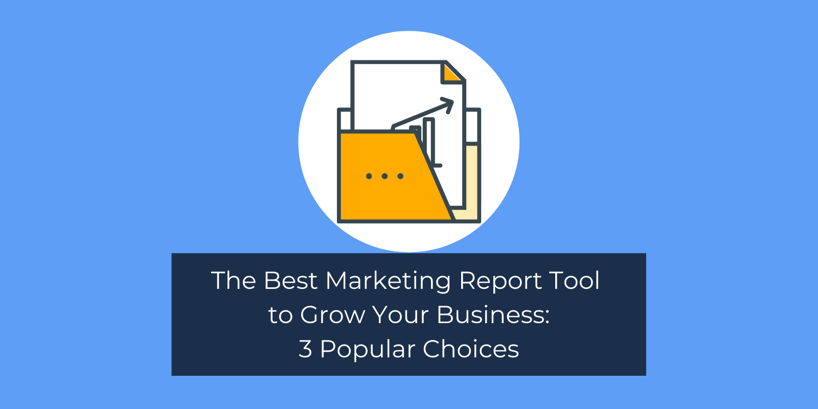 The Best Marketing Report Tool to Grow Your Business: 3 Popular Choices