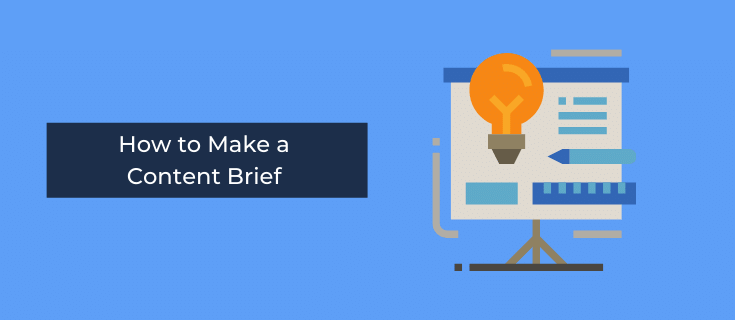 how to make a content brief